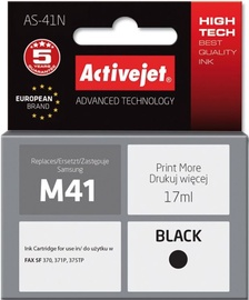 ActiveJet Cartridge AS-41N For Samsung 17ml Black