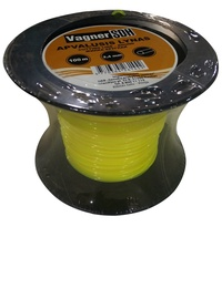 Vagner Trimmer Line 2.4mm 100m Round Yellow