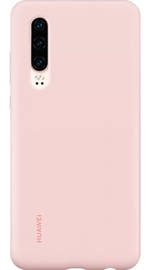 Huawei Silicone Back Cover for Huawei P30 Pink