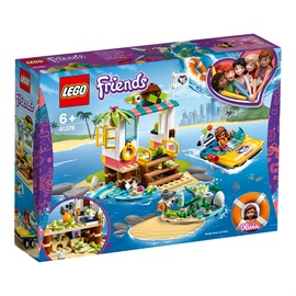 Konstruktors Lego Friends Turtles Rescue Mission 41376