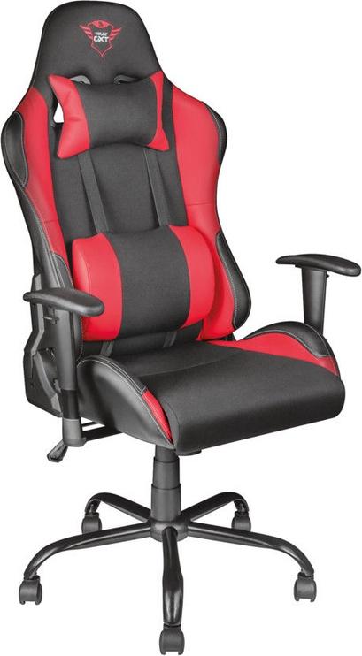 Spēļu krēsls Trust GXT 707 Resto Red