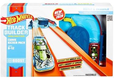 Направляющие Fisher Price Track Builder Unlimited Curve Kicker Pack