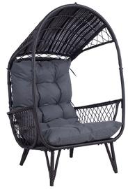 Садовый стул Home4you Tanja, коричневый