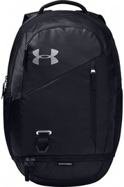 Under Armour Hustle 4.0 Backpack 1342651-001 Black