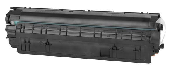 ColorWay Canon 737/HP CF283X Econom Toner Cartridge Black