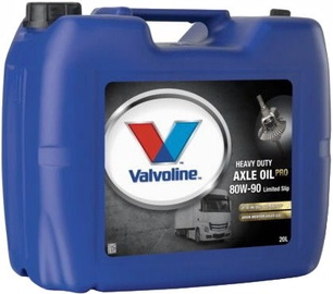 Valvoline Heavy Duty Axle Oil PRO 80w90 Limited Slip 20l