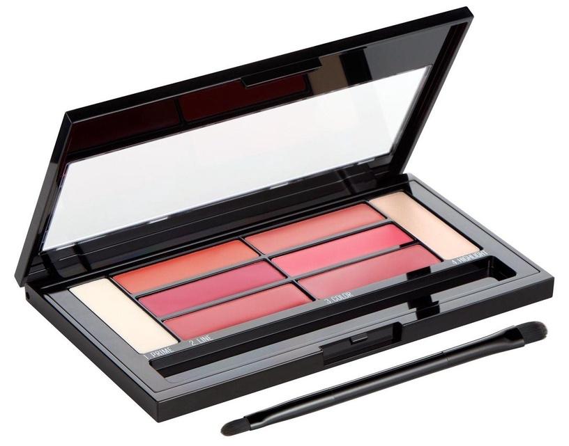 Lūpu krāsa Maybelline Lip Studio Color Contour Lip Palette Blushed Bombshell, 4 g