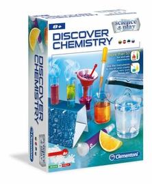 Обучающая игрушка Clementoni Discover Chemistry 50573