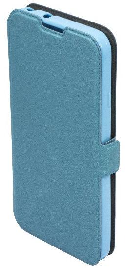Telone Super Slim Shine Book Case Samsung Galaxy Core LTE Blue