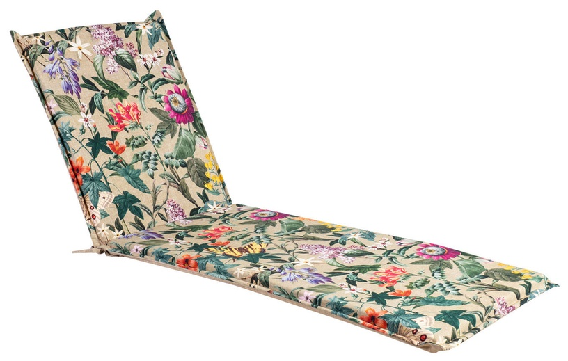 Home4you Amazonia Deck Chair Pad 55x190x5cm