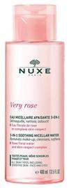 Kosmētikas noņemšanas līdzeklis Nuxe Very Rose 3in1 Micellar Water, 400 ml