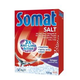 Trauku mazgājamās mašīnas sāls Somat, 1.5 kg