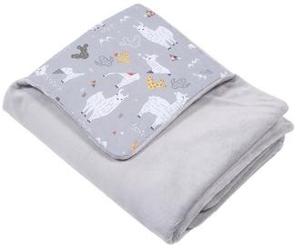 Одеяло Mamandu Minky Blanket Lama 75x100cm