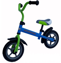 Aga Design Schumacher Kid HP-856 Balance Bike Green/Blue