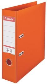 Esselte Folder No1 Power 7.5cm Orange