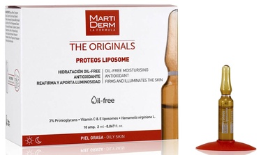 Капсулы Martiderm The Originals Proteos Liposome Ampoules 10x2ml