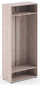 Skyland Xten Wardrobe Frame XCW 85-1 Sonoma Oak