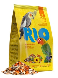 Mealberry Rio Daily Feed For Parakets 1kg