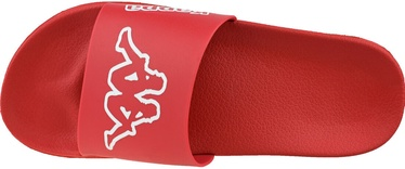 Шлепанцы для бассейна и пляжа Kappa Krus Flip Flops 242794-1110 Red 42