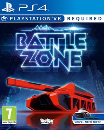 VR Battlezone PS