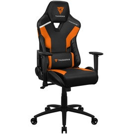Игровое кресло Thunder X3 TC3 Tiger Orange