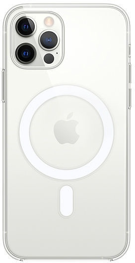 Apple iPhone 12/12 Pro Clear Case with MagSafe Clear