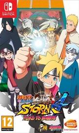 Naruto Shippuden Ultimate Ninja Storm 4: Road to Boruto SWITCH