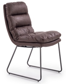 Halmar Chair K320 Dark Grey