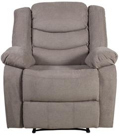 Atzveltnes krēsls Home4you Cyrus Light Brown, 99x95x102 cm