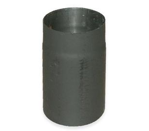 Дымоход ABX Chimney Pipe Steel D150mm Black