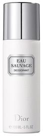 Dezodorants Christian Dior Eau Sauvage Spray, 150 ml