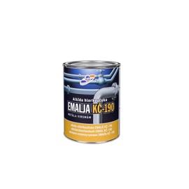 Rilak Emalja KČ-190 Anti-Corrosion Hlorine Rubber Enamel 1l Black
