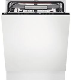 Bстраеваемая посудомоечная машина AEG FSK83727P