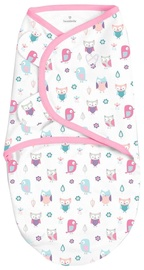 Summer Infant SwaddleMe Original Swaddle Small Flowers & Owls