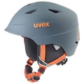 Uvex Airwing 2 Pro Titanium Orange 52-54