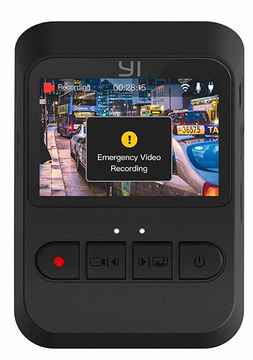 Videoreģistrators Xiaomi Yi Mini Black