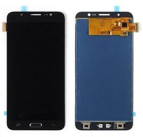 Mobilo tālruņu rezerves daļas Samsung Galaxy J710 2016 Black LCD Screen