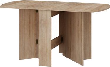 Обеденный стол MN Expert2 Sonoma Oak, 220x800x750 мм