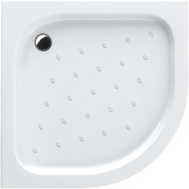 Schaedler Economic Shower Tray 80x16x80 White
