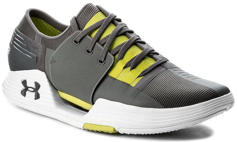 Sporta apavi Under Armour Speedform, dzeltena/pelēka, 44.5