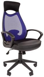 Chairman Chair 840 Black TW-05 Blue