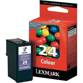 Lexmark No24 Inkjet Cartridge Colour