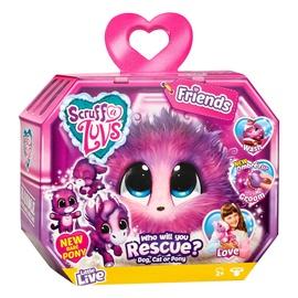 Mīkstā rotaļlieta Moose Scruff A Luvs Friends Pink Ombre