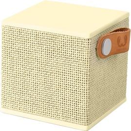 Bezvadu skaļrunis Fresh 'n Rebel Rockbox Cube Fabriq Buttercup, 3 W