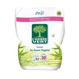 Līdzeklis veļas mazgāšanai Larbre Vert Vegetal Refill, 2 l