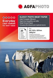 AgfaPhoto Everyday Glossy Photo Paper A4 20pcs