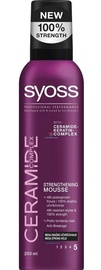 Syoss Ceramide Complex Strengthening Mousse 250ml