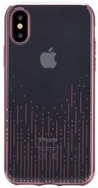 Devia Joyous Luxury Back Case For Apple iPhone X/XS Rose Gold