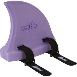 Peldēšanas pūslis SwimFin Shark Fin Light Purple