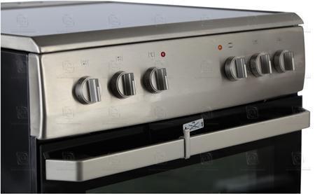 Elektriskā plīts Hansa FCCX64009